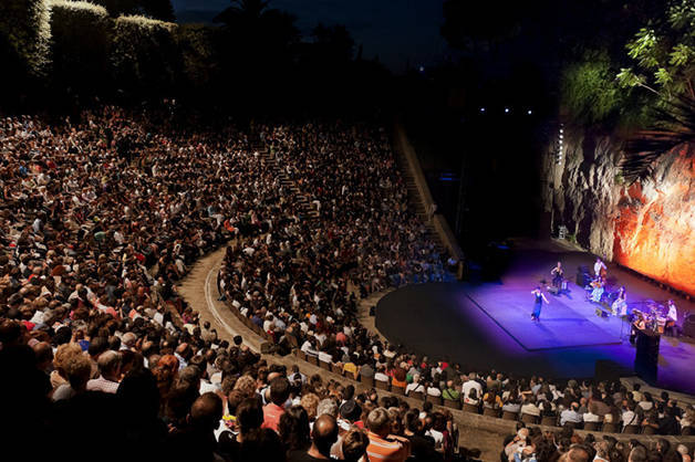 greek festival greek theatre