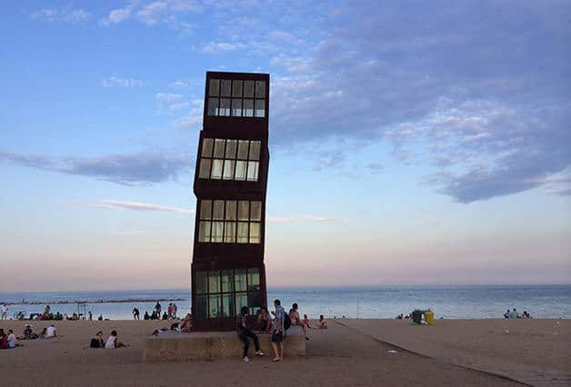 Barceloneta free activities