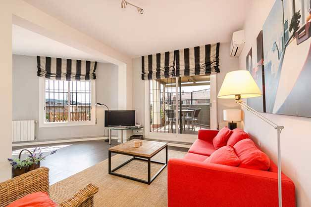 renting an apartment in eixample