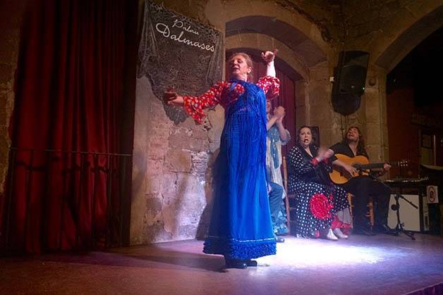 flamenco performance barcelona article