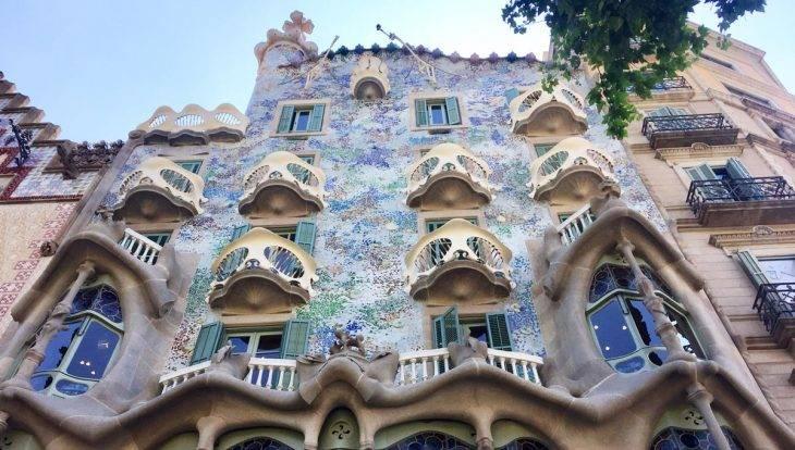 Casa Batlló Antoni Gaudís Fantastical And Enigmatic