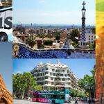 City Pass: Sagrada Familia, Park Güell, Aerobus, Hop on Hop off
