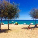 beaches around Barcelona: Badalona