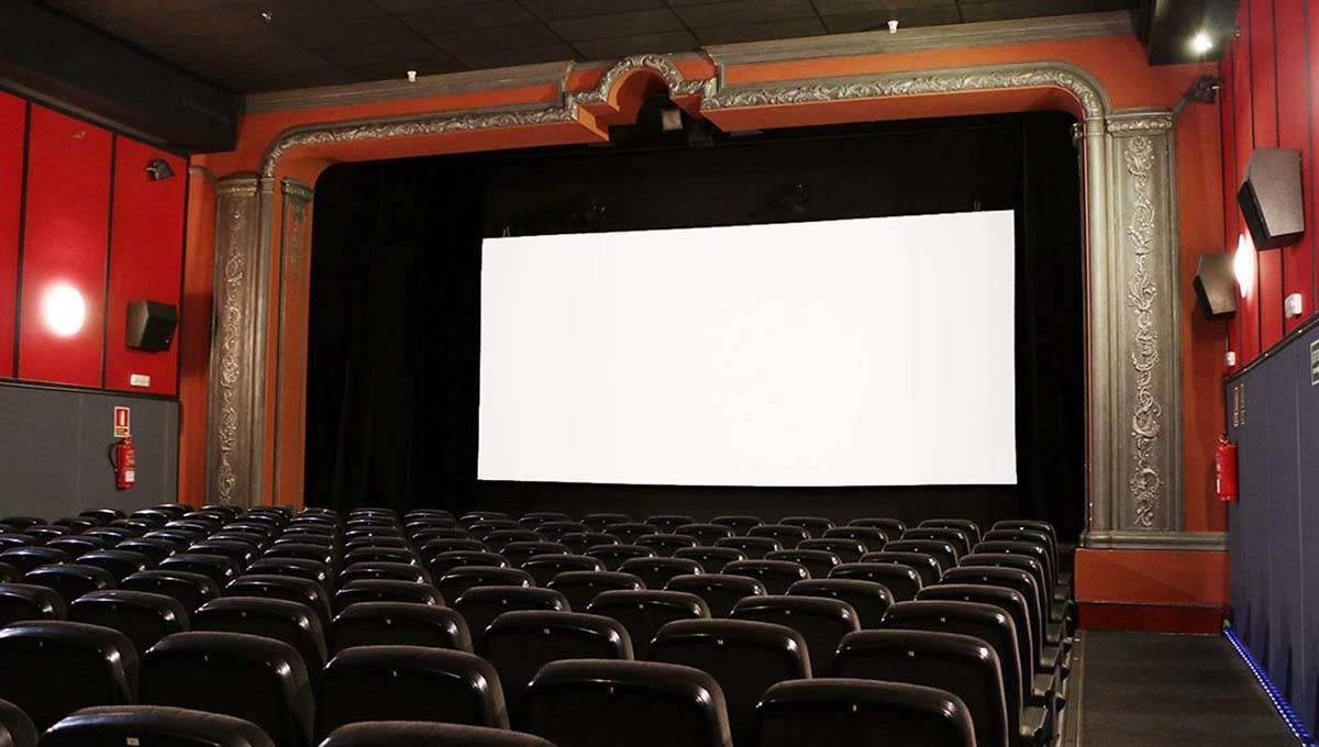 cinema malda (vo) main screen